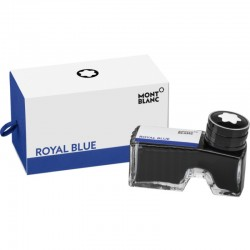 Atrament Montblanc 60 ml Royal Blue - niebieski