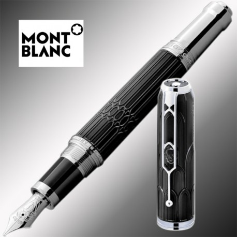 Pióro Montblanc Victor Hugo 2020