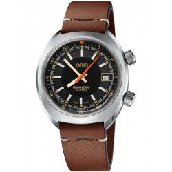 Oris Chronoris Movember Edition Automatic 01 733 7737 4034-SET LS