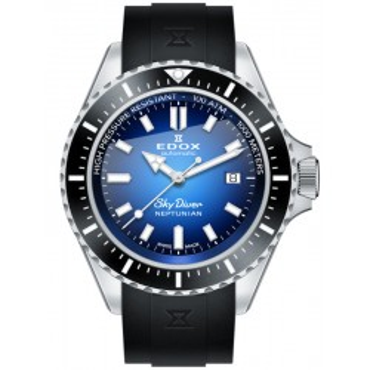 Edox SkyDiver Neptunian 80120 3NCA BUIDN
