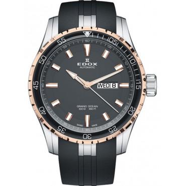 Edox Grand Ocean DayDate Automatic 88002 357RNCA NIR