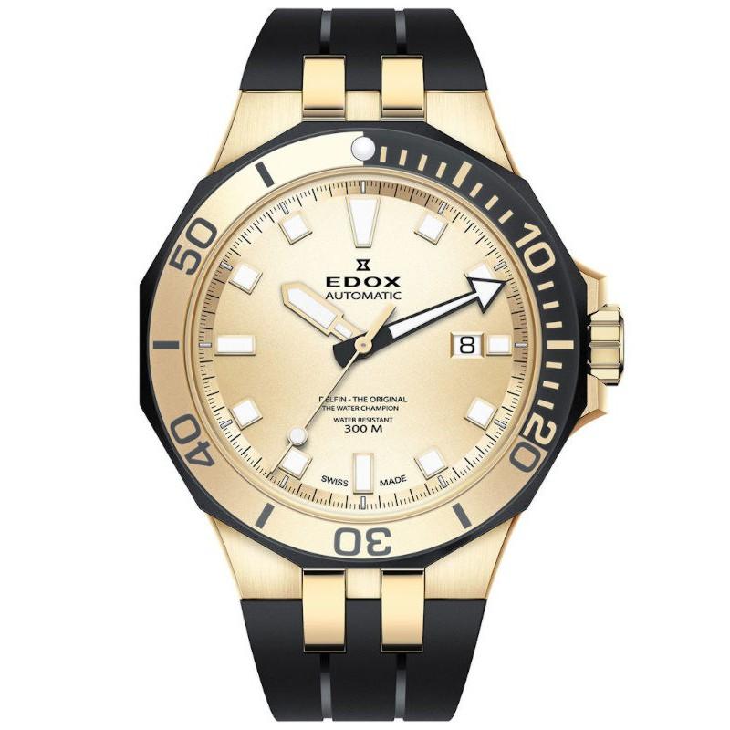 Edox Delfin Automatic 80110 357JNCA DI