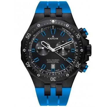 Edox Delfin Chronograph 110109 37NBUCA NIBU