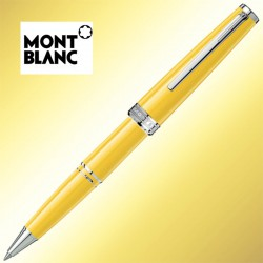 Roller Montblanc PIX Mustard Yellow