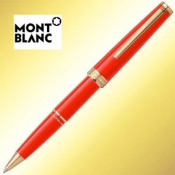 Roller Montblanc PIX Red Gold