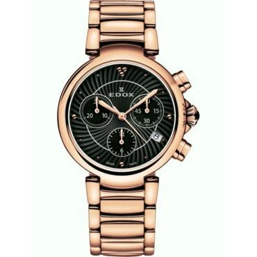 Edox La Passion Chronograph 10220 37RM NIR