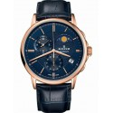 Edox Les Bemonts Chronograph Moon Phase 01651 37R BUIR