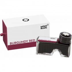 Atrament Montblanc 60 ml Burgundy Red - burgundowy