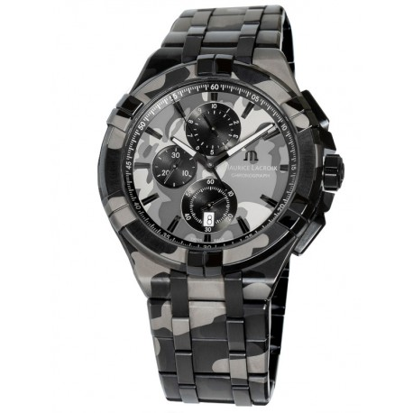 Maurice Lacroix Aikon Chronograph Camouflage Limited Edition