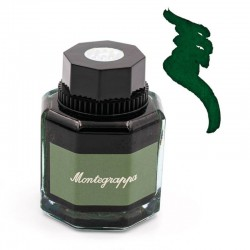 Atrament Montegrappa Dark Green 50ml