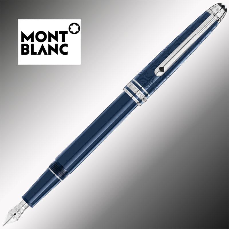 Pióro Montblanc Meisterstuck 145 Classique Around the World in 80 Days