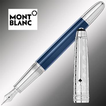 Pióro Montblanc Meisterstuck 145 Classique Doue Around the World in 80 Days