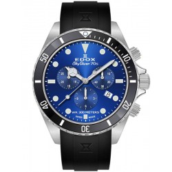 Edox SkyDiver 70s Date Automatic 10238 3NCA BUI