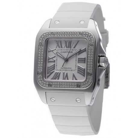 Cartier Santos 100 Ladies WM50460M