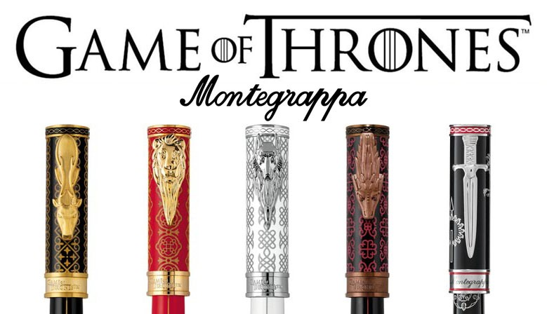 Game Of Throne by Montegrappa